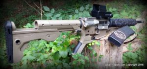 Gear-Report.com AR-15 custom rifle build 2016 - SlideFire