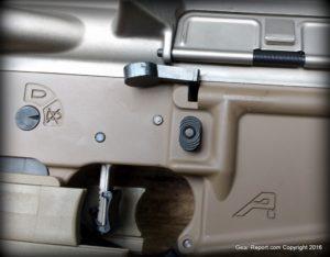 Gear-Report.com AR-15 custom rifle build 2016 - Hiperfire ECL 24 AR15 trigger