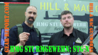 Jason from Hill & Mac Gunworks give us the details on the highly anticipated HMG Sturmgewehr: STG line of rifles that are now available to pre-order / purchase. Here is […]