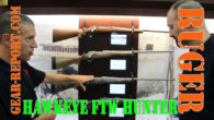 Ruger Hawkeye FTW Hunter – NRA 2016 Named for the FTW long range shooting and hunting school in Barksdale, Texas, who gave input to improve the Hawkeye. SS barreled action […]