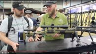 Josejuan gets a guided tour of the uber cool prototype SSG 08 M1 precision rifle in the Steyr booth at the 2016 NRA Show. Drool all you like (we did)… […]