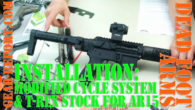 Jeff shows how to install the new Dead Foot Arms Modified Cycle System and T-Rex collapsable Buttstock for AR-15 rifles. This innovative system is the first I am aware of […]