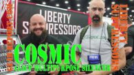 Liberty Suppressors Cosmic 45ACP MULTIPURPOSE SILENCER – NRA 2016 John introduces us to the Liberty Suppressors Cosmic silencer. The Cosmic silencer is rated to work with 66 different calibers. This […]
