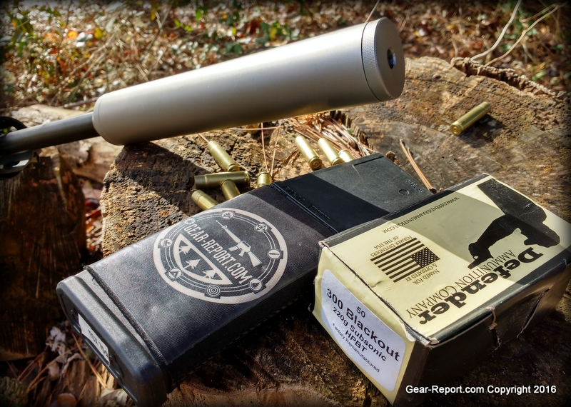 Make a Legal Form 1 Silencer - Review - Gear Report