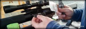 Gear-Report.com AR-15 custom rifle build 2016 - dead on arms llc ar15 pinless dust cover