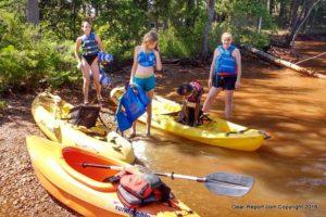 Sundolphin Aruba 8 SS with Ocian Kayaks