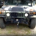 Project HMMWV Battlewagon: Surplus HMMWV from the US Army - iconic Humvee grill