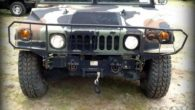 Hummer H1 Winch Recovery by US Army HMMWV Fun turned into panic when we got the H1 Hummer stuck on Christmas morning. Luckily we had the Project Humvee Battlewagon military […]