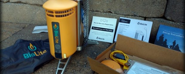 BioLite CampStove with Thermo Electric Generator Review What is theBioLite CampStove? TheBioLite CampStove is three things: A small, clean burning wood-gas stove with a built in 2 speed fan for […]