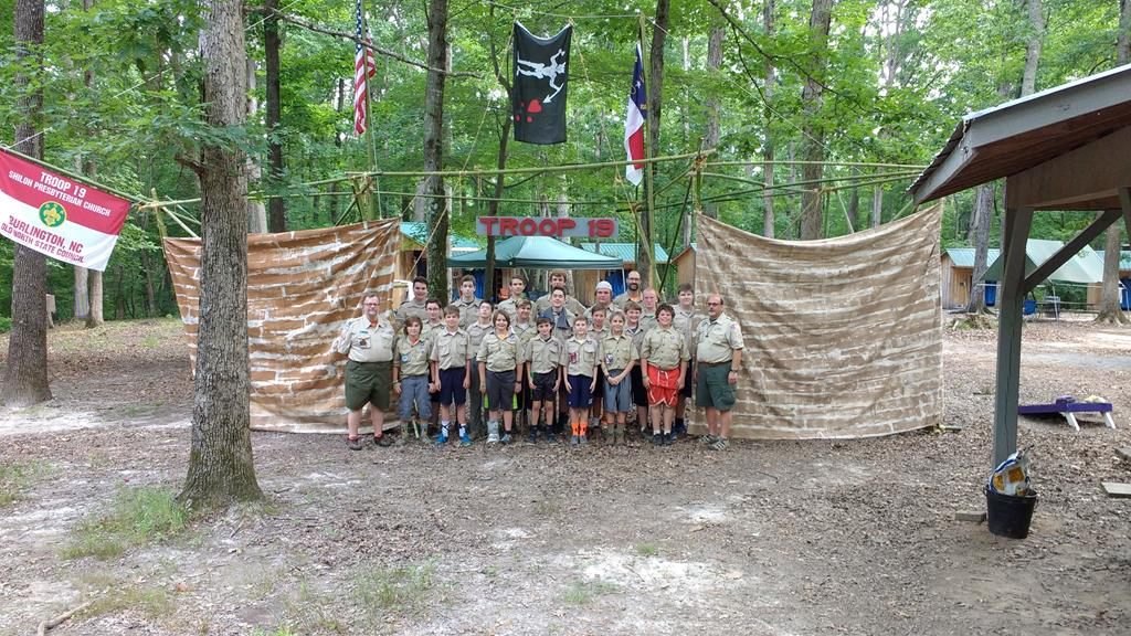 Upcoming Gear Report Reviews from Boy Scout Camp - Gear Report