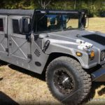 Gear-Report.com Project HMMWV Battlewagon - hmmwv bedliner paint
