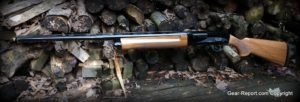 Escort Supreme Magnum Left Handed Shotgun Review - woodpile