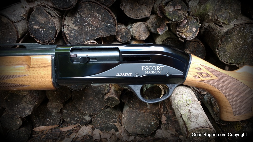 Escort 12 gauge review
