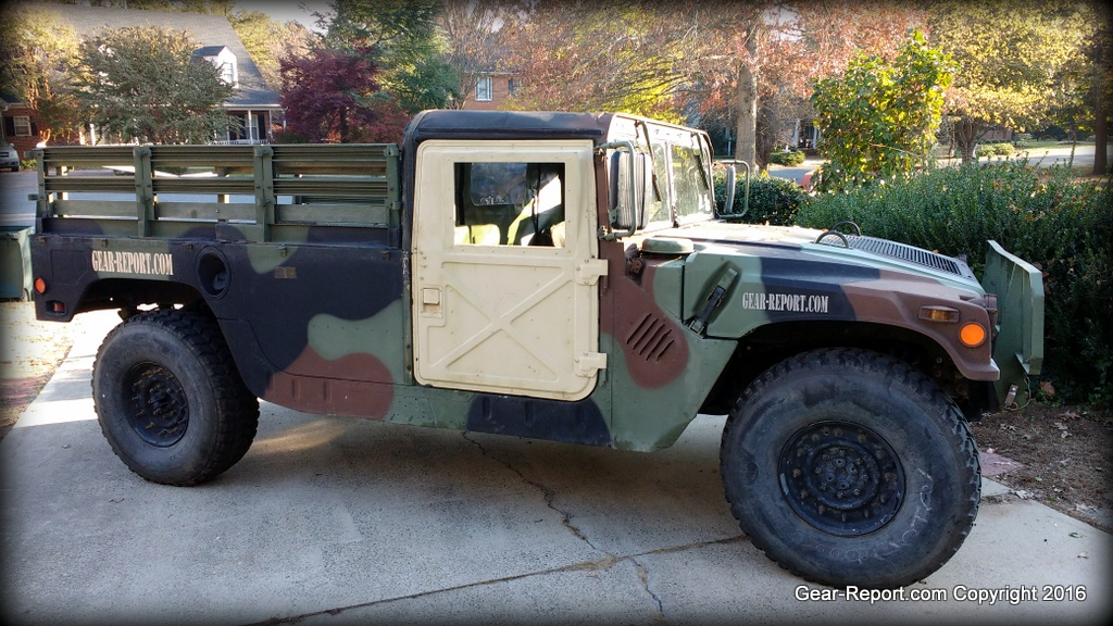 HMMWV Upgrades: Easy DIY Modifications for Humvees and Military