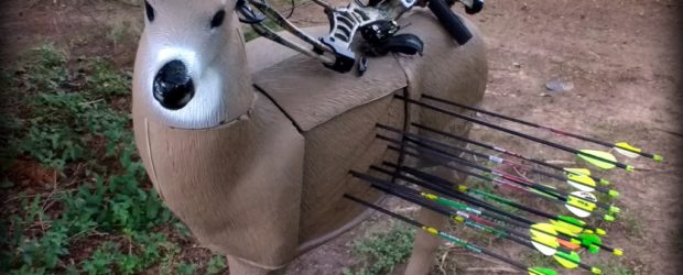 GlenDel Full-Rut Buck 3D Archery Target – Deer Hunting Target Review Quick answers about the GlenDel Full-Rut Buck for the impatient: Does the GlenDel Buck 3D Archery Target work? Yes! Very well. Is […]