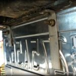 Gear-Report.com Project HMMWV Battlewagon - HMMWV license plate holder