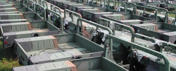 What Does A Surplus Humvee Cost? What Does A Surplus HMMWV Cost? How much a Humvee costs (also known as a Hummer or US Military surplus HMMWV) depends on a LOT […]