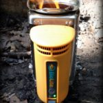 BioLite CampStove Review swirling flame