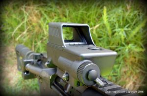 Meprolight Tru-Dot RDS PRO review - on AR15
