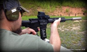 Meprolight Tru-Dot RDS PRO mil-spec red dot sight Review - JJ shooting