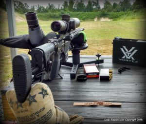 2016 Ruger Precision Rifle 6.5 Creedmoor - First Impressions Review - 200 yard range