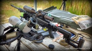 2016 Ruger Precision Rifle 6.5 Creedmoor - First Impressions Review - on the bench