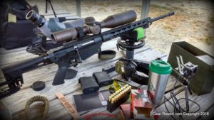 2016 Ruger Precision Rifle 6.5 Creedmoor - First Impressions Review - 56mm scope fits fine