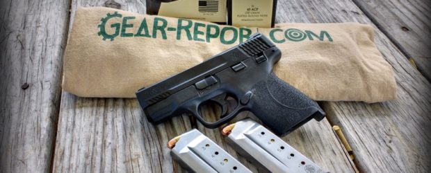 Smith & Wesson M&P 45 Shield Review Top questions about the Smith & Wesson M&P 45 Shield: When Smith & Wesson sent the new M&P 45 Shield for review, I asked the Gear Report […]