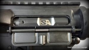 Superlative Arms AR15 Piston Upgrade Kit Review - bolt carrier