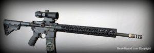 Superlative Arms AR15 Piston Upgrade Kit Review - Unique ARs Jax handguard