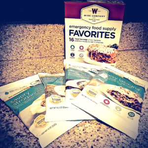 Wise Company emergency food storage review