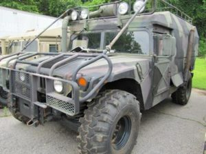How much does a humvee cost? custom hmmwv