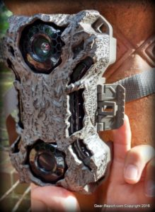 Digital Game Camera Review - New Trail Cameras for Deer Hunting Season from Wildgame Innovations - Crush X 20 Lightsout review