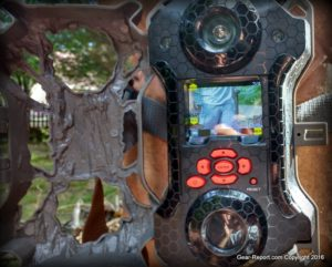 Digital Game Camera Review - New Trail Cameras for Deer Hunting Season from Wildgame Innovations - Crush X 20 open