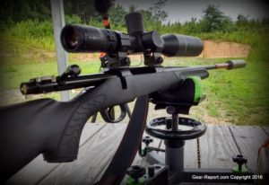 TC Compass hunting rifle review - composite stock