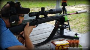 TC Compass hunting rifle review - Vero Vellini sling