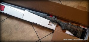Ruger Hawkeye FTW Hunter 6.5 Creedmoor Hunting Rifle Review - in box