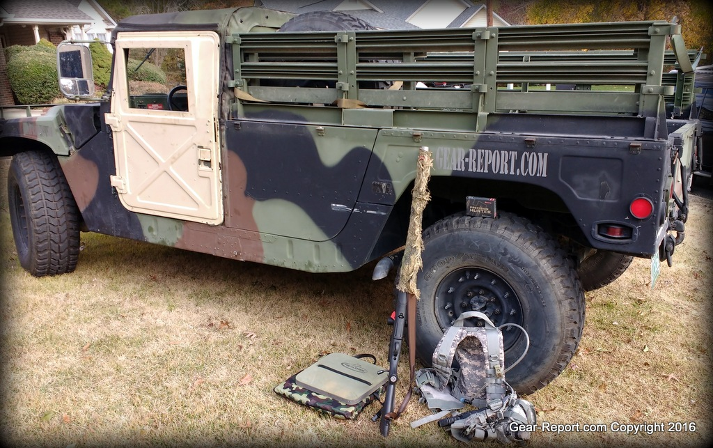 Us Army Surplus >> Project Humvee Battlewagon Intro Video Us Army Surplus Hmmwv