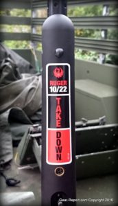 Ruger 10/22 Takedown Lite review - stuicker