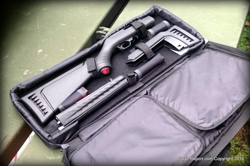 Ruger 10/22 takedown stock options