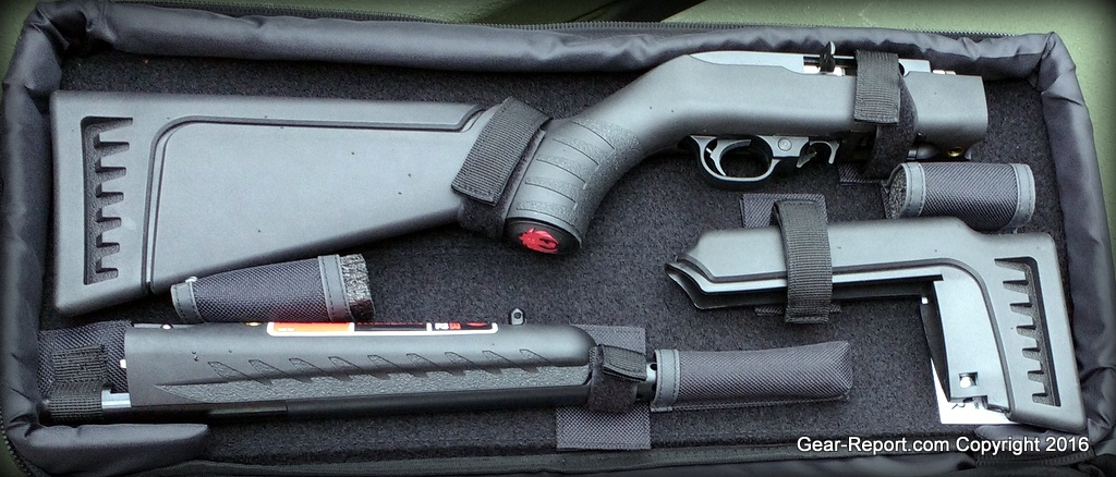 Ruger 10/22 Takedown Lite Rifle Review - Gear Report