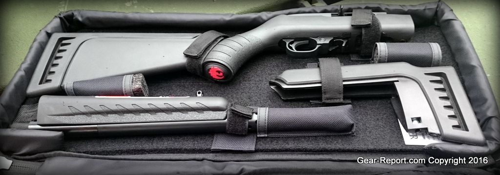 ruger 10 22 takedown lite rifle review gear report