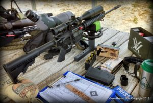 Smith & Wesson M&P10 .308 AR10 Review - defender ammunition company ammo testing
