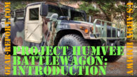 Project Humvee Battlewagon Intro Video – US Army Surplus HMMWV A different sort of intro… Jeff & JJ were on the way home from hunting when Jeff pulled out the […]