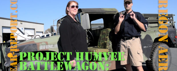 Humvee Upgrade: Oregon Aero HMMWV Seat Upgrade Overview Video Humvee seat upgrade (or HMMWV seat upgrade, if you prefer)!! Video below… From Worst to First! One of the worst aspects […]