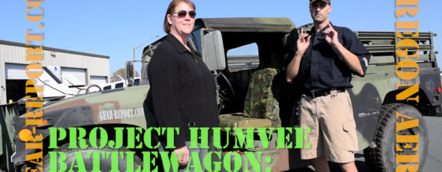 Humvee Upgrade: Oregon Aero HMMWV Seat Upgrade Overview Video Humvee seat upgrade (or HMMWV seat upgrade, if you prefer)!! One of the worst aspects of the Project Humvee Battlewagon military […]