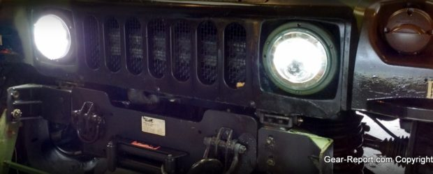 Humvee or Military Vehicle Upgrade: HMMWV LED Headlights, M35A2 LED Headlights *These 7″ LED headlights are reported to work in lots of vehicles like the M35, M35A2, M35A, M109A3, M939, M998, […]