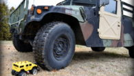 Hummer H1 vs US Army HMMWV A little fun on Christmas morning with an H1 Hummer and the Project Humvee Battlewagon military surplus HMMWV. Get your own H1 Hummer here. […]