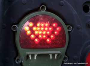 HMMWV Upgrades: How to Install HMMWV LED Taillights - installed