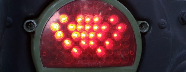 """HMMWV Upgrades: How to Install HMMWV LED Tail Lights I saw this note online from a fellow HMMWV owner: """"Looks like upgrading to rear LED taillights is not gonna be […]"""